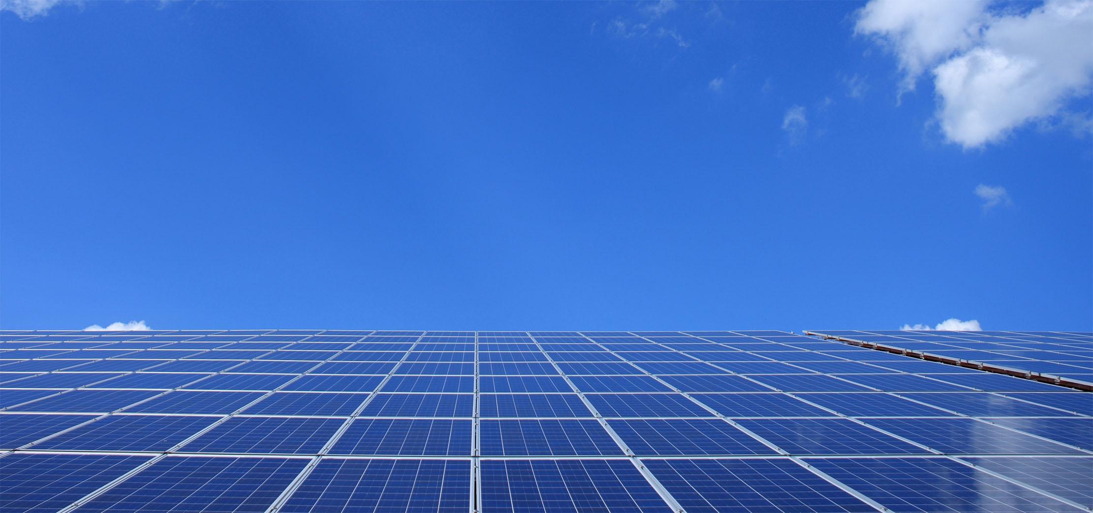 solar panel seamless